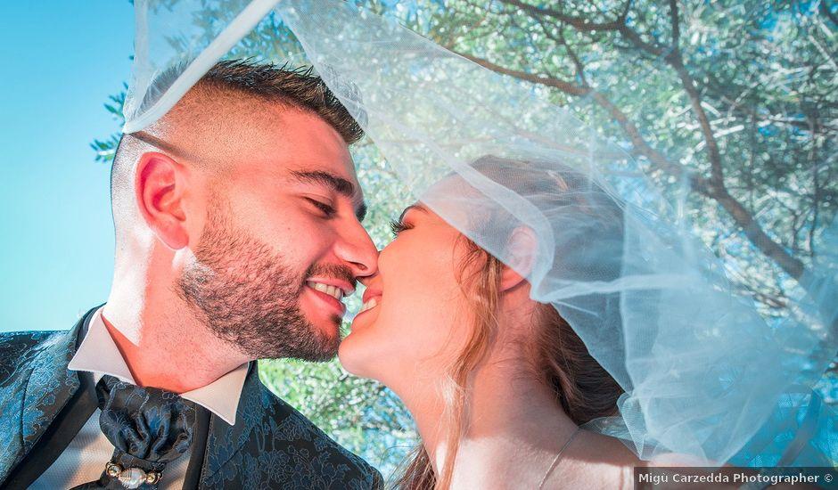 Il matrimonio di Valeria e Alessio a Siniscola, Nuoro