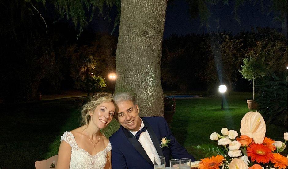 Il matrimonio di Marcello e Monica  a Oriolo Romano, Viterbo