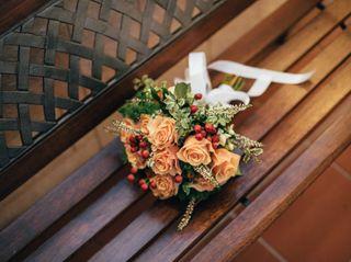 Le nozze di Ylenia e Edgard 1