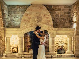 Le nozze di Ylenia e Edgard