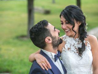 Le nozze di Sabrina e Enzo