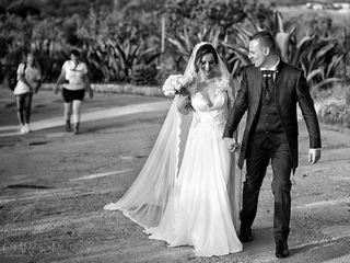 Le nozze di Roberta e Michel