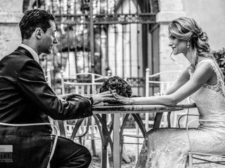 Le nozze di Stefano e Natasha
