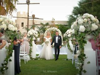Le nozze di Rita e Raffaele 1