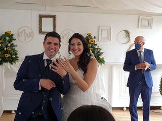 Le nozze di Paolo e Maria Luigia  1