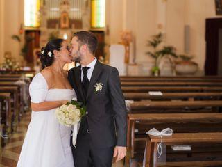 Le nozze di Francesca e Mattia