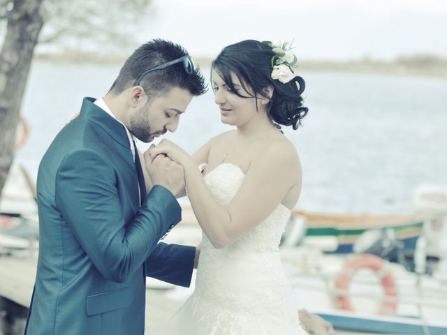 Le nozze di Manuela e Gaetano