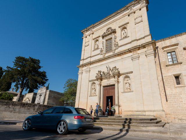 Il matrimonio di Ivan e Alessia a Muro Leccese, Lecce 31