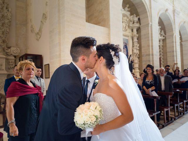 Il matrimonio di Ivan e Alessia a Muro Leccese, Lecce 34