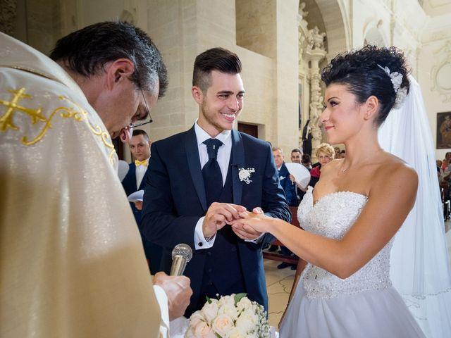 Il matrimonio di Ivan e Alessia a Muro Leccese, Lecce 38