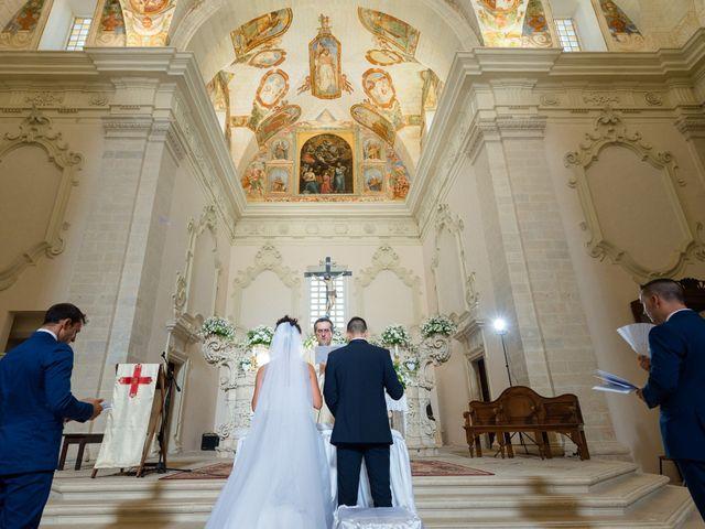 Il matrimonio di Ivan e Alessia a Muro Leccese, Lecce 40
