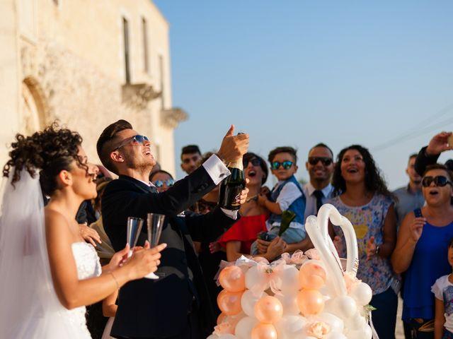 Il matrimonio di Ivan e Alessia a Muro Leccese, Lecce 44