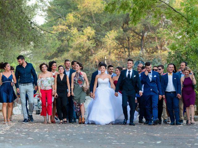 Il matrimonio di Ivan e Alessia a Muro Leccese, Lecce 46