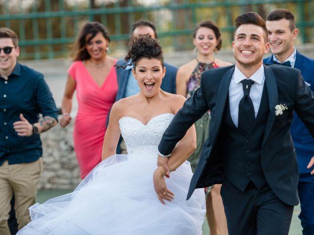 Il matrimonio di Ivan e Alessia a Muro Leccese, Lecce 55