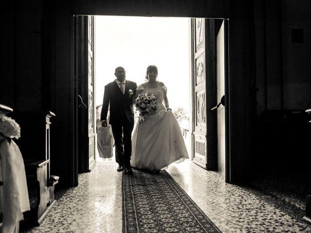Il matrimonio di Gianluca e Claudia a San Giorgio della Richinvelda, Pordenone 5