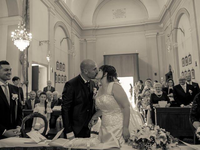 Il matrimonio di Gianluca e Claudia a San Giorgio della Richinvelda, Pordenone 7