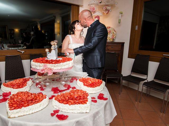 Il matrimonio di Gianluca e Claudia a San Giorgio della Richinvelda, Pordenone 19