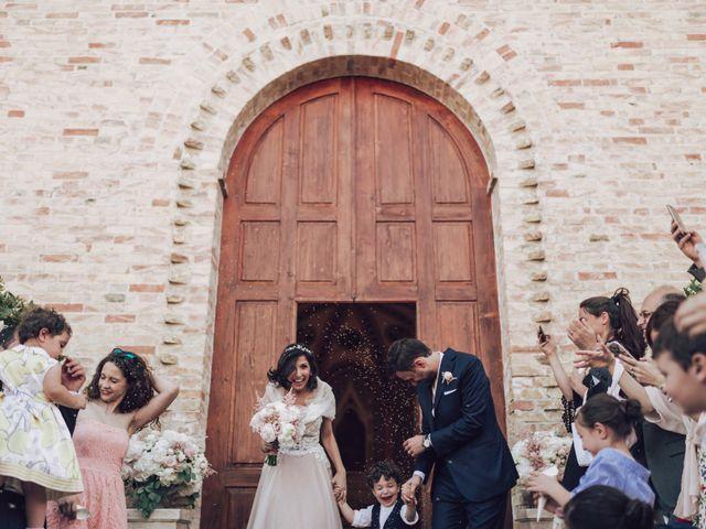 Il matrimonio di Simone e Roberta a Ascoli Piceno, Ascoli Piceno 15