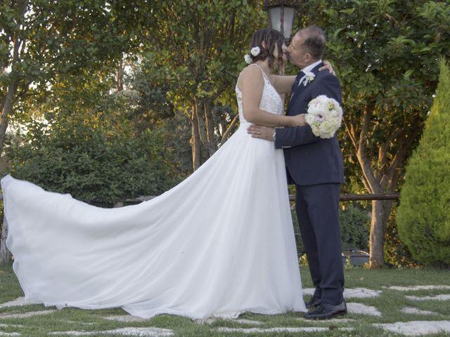le nozze di Nadia e Giuseppe