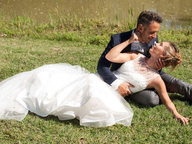 Il matrimonio di Vittorio e Elena a Castel San Pietro Terme, Bologna 34