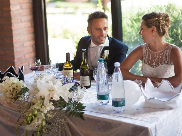 Il matrimonio di Vittorio e Elena a Castel San Pietro Terme, Bologna 45