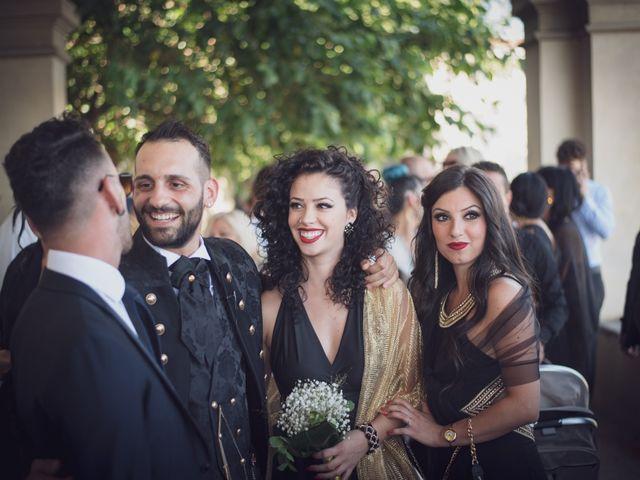 Il matrimonio di Giuseppe e Chiara a Prato, Prato 55