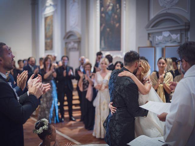 Il matrimonio di Giuseppe e Chiara a Prato, Prato 62