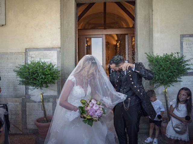 Il matrimonio di Giuseppe e Chiara a Prato, Prato 64
