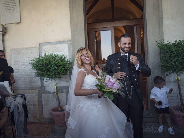 Il matrimonio di Giuseppe e Chiara a Prato, Prato 65