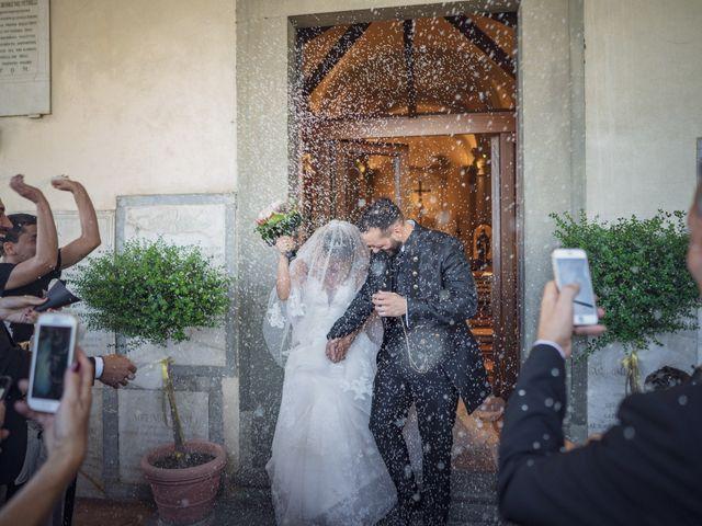 Il matrimonio di Giuseppe e Chiara a Prato, Prato 70