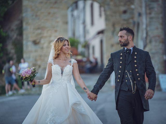 Il matrimonio di Giuseppe e Chiara a Prato, Prato 73