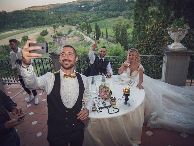 Il matrimonio di Giuseppe e Chiara a Prato, Prato 86