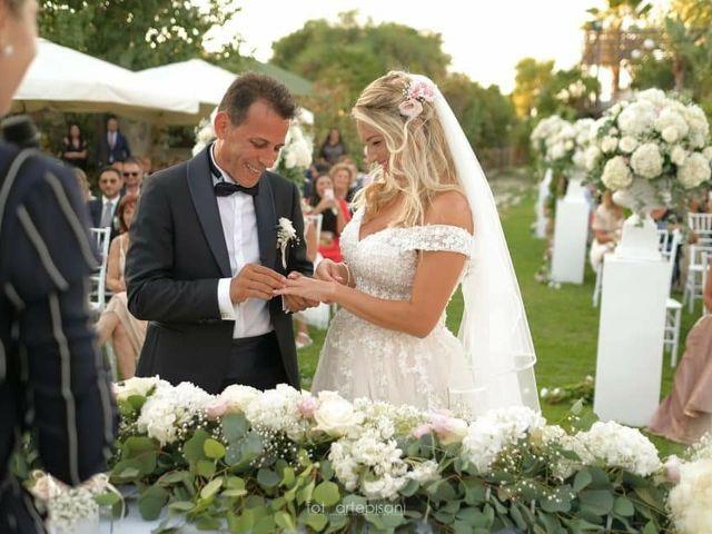 Le nozze di Rita e Raffaele