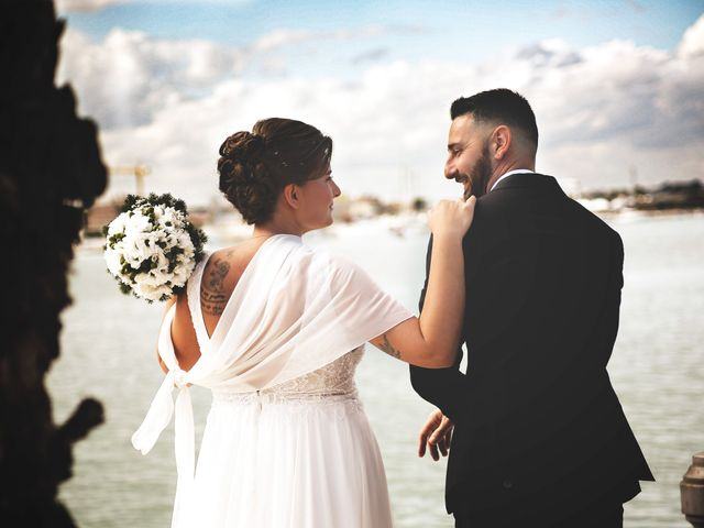 Le nozze di Rossella e Domenico
