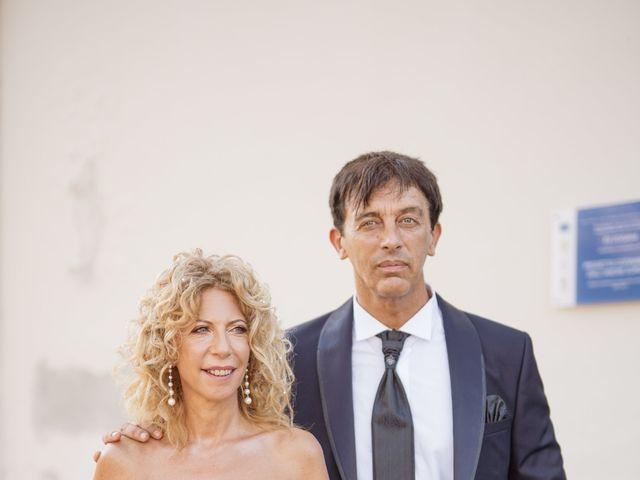 Il matrimonio di Alessia e Davide a Ameglia, La Spezia 4