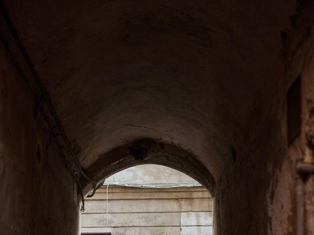 Il matrimonio di Alessia e Davide a Ameglia, La Spezia 5