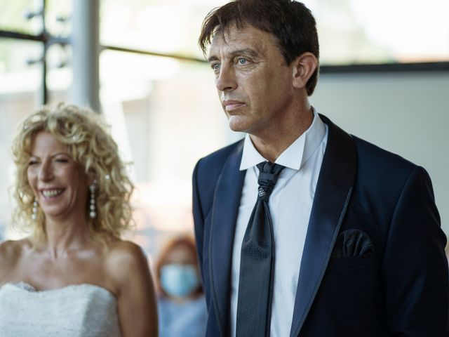 Il matrimonio di Alessia e Davide a Ameglia, La Spezia 6