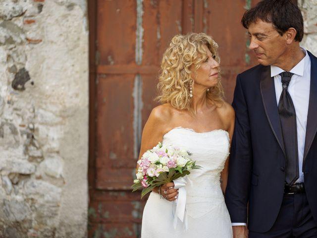 Il matrimonio di Alessia e Davide a Ameglia, La Spezia 7