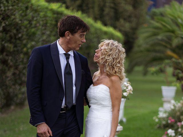 Il matrimonio di Alessia e Davide a Ameglia, La Spezia 8