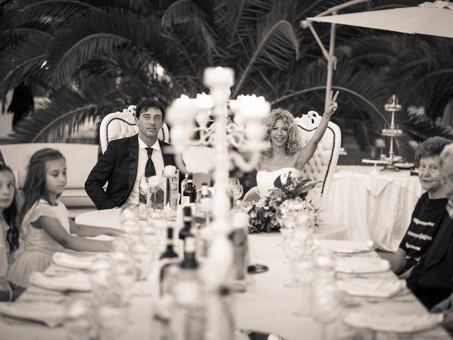 Il matrimonio di Alessia e Davide a Ameglia, La Spezia 1