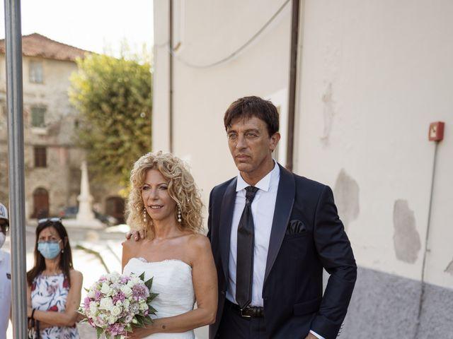 Il matrimonio di Alessia e Davide a Ameglia, La Spezia 10