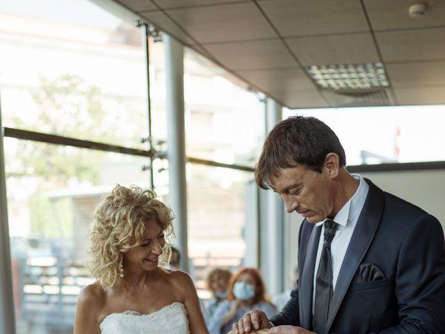 Il matrimonio di Alessia e Davide a Ameglia, La Spezia 11
