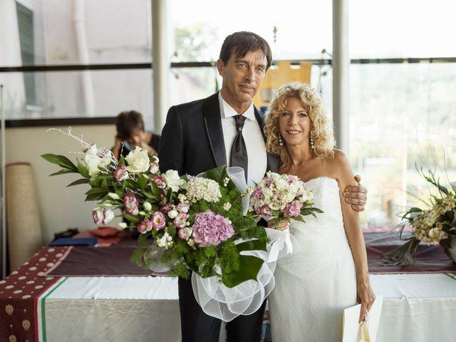Il matrimonio di Alessia e Davide a Ameglia, La Spezia 12