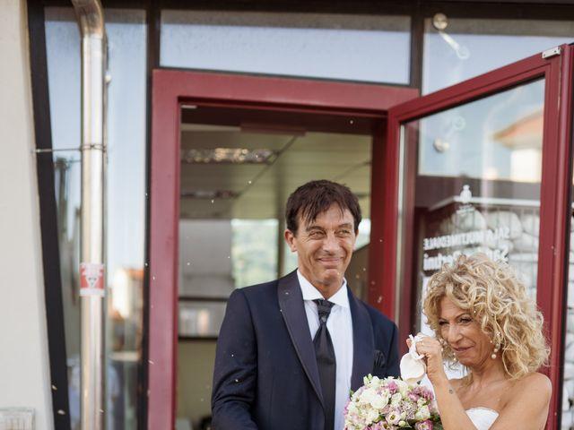 Il matrimonio di Alessia e Davide a Ameglia, La Spezia 13