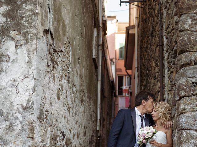 Il matrimonio di Alessia e Davide a Ameglia, La Spezia 2