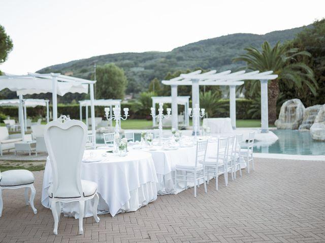 Il matrimonio di Alessia e Davide a Ameglia, La Spezia 15