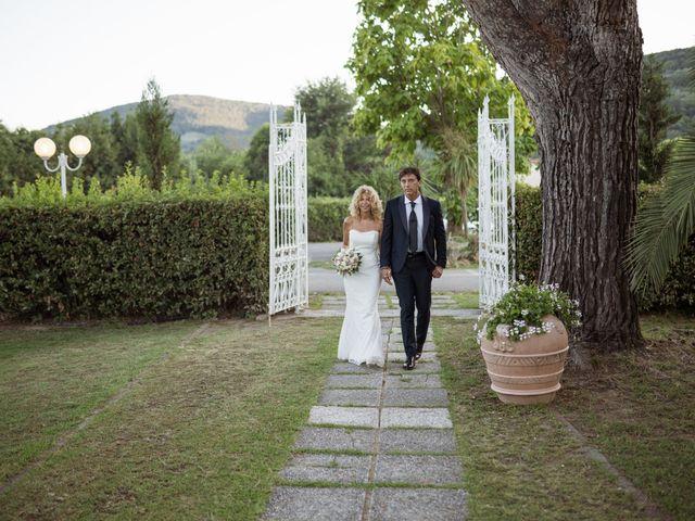 Il matrimonio di Alessia e Davide a Ameglia, La Spezia 17