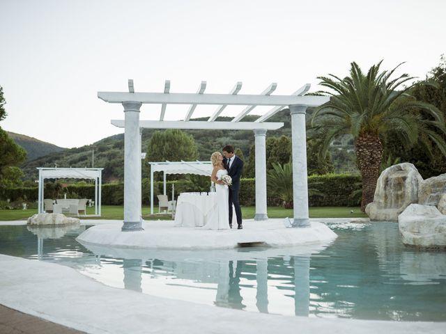 Il matrimonio di Alessia e Davide a Ameglia, La Spezia 20