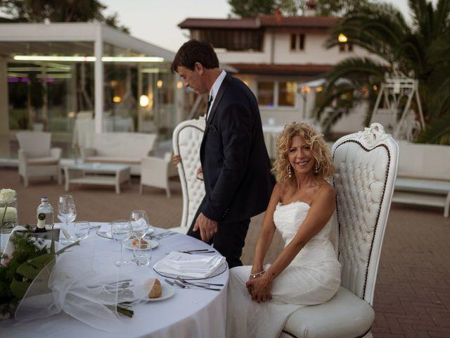 Il matrimonio di Alessia e Davide a Ameglia, La Spezia 22
