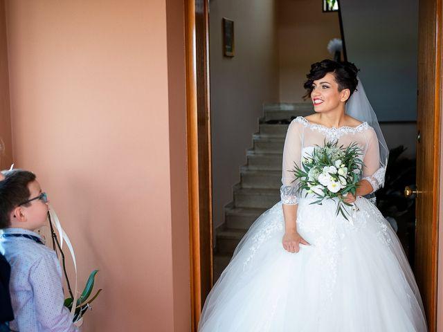 Il matrimonio di Stefano e Francesca a Cittadella, Padova 9